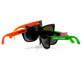 Promotional two-tone-matte-sunglasses