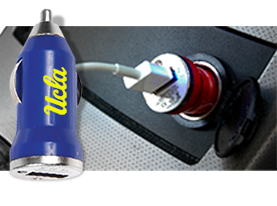Promotional usb-car-adapter