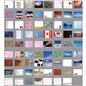 Promotional 4 x 3 Adhesive Die Cut Notepads 25 sheet pad