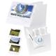 Promotional 4-1 Golf Tee Packet - 2-3/4 Tee