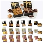 Promotional The Chairman Gift Box - Caramel & Butter Popcorn