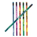 Promotional Mood Pencil With Colored Eraser