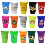 Promotional 17 oz. Stadium Cup (1 Side), Full Color Digital