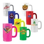 Promotional 14 oz. Beer Stein (1 Side), Full Color Digital