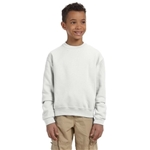 Promotional Jerzees Youth 8 oz NuBlend(R) 50/50 Fleece Crew