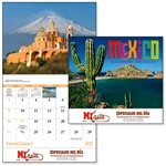 Promotional Mexico - Stapled - Good Value Calendars(R)