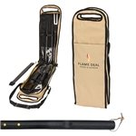 Promotional 5 Piece BBQ Set in Carrying Case