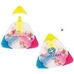 Promotional Trimark Confetti - Triangular Highlighter