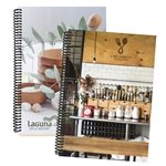 Promotional 4 Color Process ECO Notebook - 6 x 9