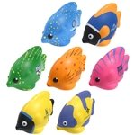 Promotional Tropical Fish - Stress Relievers