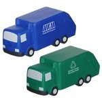 Promotional Garbage Truck Stress Reliever / Stress Ball