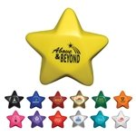 Promotional star-stress-reliever-stress-ball