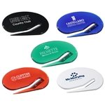 Promotional Oval Letter Opener