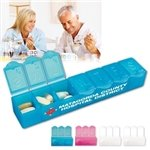 Promotional USA Vita-Med Keeper™ 7-Day Pill Box