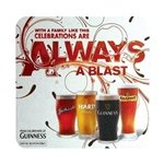 Promotional Square Board Coasters, 4