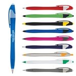 Promotional Dart Plunger Action Pen With Multiple Color Choices