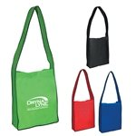 non-woven-messenger-tote-with-velcro-closure