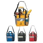 Promotional Large Insulated Kooler Tote
