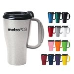 Promotional 16 oz Omega Mug With Slider Lid