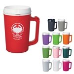 Promotional 22 oz Thermo Insulated Mug