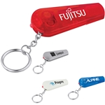 Promotional Pocket Whistle Key-Light