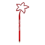 Promotional Flower / Violet InkBend Standard(TM) Shaped Pens