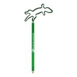 Promotional Lizard / Gecko InkBend Standard(TM) Shaped Pens