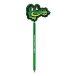 Promotional Alligator Head - Billboard InkBend Standard(TM) Shaped Pens