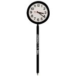 Promotional Clock - Billboard InkBend Standard(TM) Shaped Pens