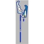 Promotional Delaware Billboard InkBend Standard(TM) Shaped Pens