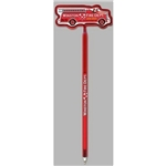 Promotional Fire Truck - Billboard(TM) InkBend Standard(TM) Shaped Pens