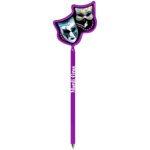 Promotional Mardi Gras Mask InkBend Standard(TM) Shaped Pens
