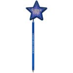 Promotional Star 2 - Billboard InkBend Standard(TM) Shaped Pens