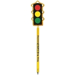 Promotional Traffic Light - Billboard InkBend Standard(TM) Shaped Pens