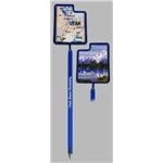 Promotional Utah - Billboard InkBend Standard(TM) Shaped Pens