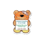 Promotional Bandage Bear Design - A - Bear Magnet