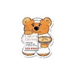 Promotional Chef Bear Design - A - Bear Magnet