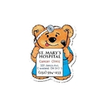 Promotional Design - A - Bear Doctor Magnet