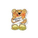 Promotional New Year Bear - Design-A-Bear™