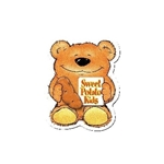 Promotional Sweet Potato Bear Design - A - Bear Magnet