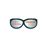 Promotional Glasses - Die Cut Magnets