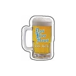 Promotional Beer Mug - Die Cut Magnets