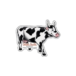 Promotional Cow Die - cut Magnet