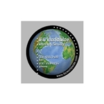Promotional Globe / World - Die Cut Magnets