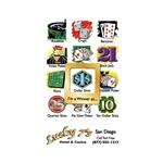 Promotional Frame-of-Mind™ Gator Mag™ - Casino