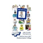 Promotional Frame-of-Mind™ Gator Mag™ - Careers/Jobs