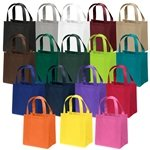 Promotional Little Thunder Color Vista Tote Bag With Multiple Color Choices
