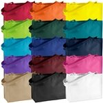 Promotional Franklin Screen - Printed Tote Bag With Multiple Color Choices