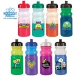 Promotional 20 oz. Mood Cycle Bottle (1 Side), Full Color Digital - BPA Free