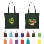 Promotional Custom Non Woven Value Tote Bag - 13.5 X 14.5
